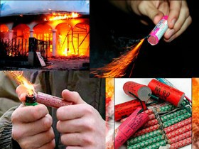 Ответственность за нарушение правил использования пиротехнических изделий