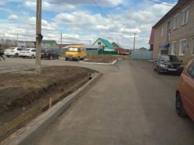 23 апреля на территории сельского поселения Чишминский сельсовет  МР Чишминский район РБ  был проведен рейд по контролю за качеством дворовой территории, благоустроенной в рамках федерального партийного проекта «Городская среда» в 2018 году, расположенной